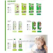 Кефир в упаковке Pure-Pak, Пэт-бутылке, п/э пленке фото
