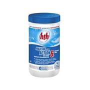 Двухслойная таблетка - быстрый и медленный хлор, 1кг (HTH), K801792H1 фото
