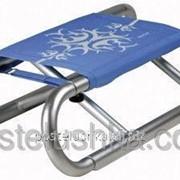 Зимние санки AlpenAlu Foldable Sled Tattoo фото