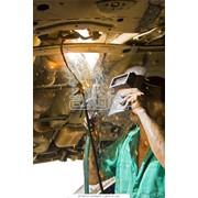Ремонт автомобилей легковых и грузовых фото