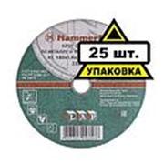 Круг отрезной HAMMER FLEX мет. SBF/115*1,6*22 /25/400/ фото