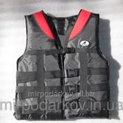 Жилет спасательный Black - КАЧЕСТВЕННЫЙ 886896 фото