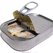 Консерва рыбная фото