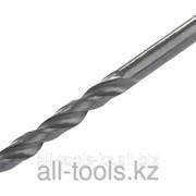 Сверло Зубр Техник по металлу, 10х133мм, парооксидированное, быстрорежущая сталь Код: 4-29605-133-10 фото