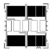 Металлический тензорезистор FG-B фото