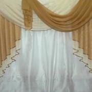 Дизайн штор, Дизайн ламбрекенов, Текстильный дизайн дома, заказать Украина. фото