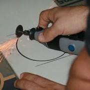 Услуги по раскрою листового металла фото
