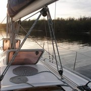 Экскурсия на катере Переяслав-Хмельницкий залив фото