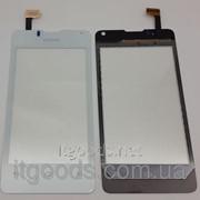 Оригинальный тачскрин / сенсор (сенсорное стекло) для Huawei U8833 Ascend Y300 | Ascend Y300D (белый цвет) фото