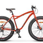 "Велосипед Stels Aggressor 26"" MD, 20"", красный/серый, арт. V010 фото"