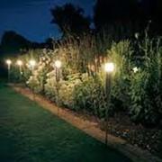 Освещение сада, Освещение сада Черкассы, Освещение сада Киев, Освещение сада Украина. фото