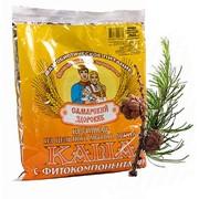 32. Каша пшеничная со спирулиной и ламинарией фото