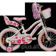 """Детский велосипед VNV Flower, Lady 16"""" фото"""