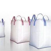 Биг-бэги полипропиленовые четырехстроповые с нашивными стропами МКР-Л фото