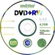 Диск DVD+RW Smart Buy 4,7GB 4x фото