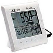 Анализатор воздуха с часами, dt-802 фото