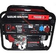 Генератор бензиновый WEIMA(Вейма) 7000E-3 (6,5кВт - 7,0кВт) фото