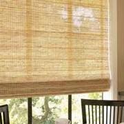 Жалюзи бамбуковые фото