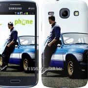 Чехол на Samsung Galaxy Core i8262 Форсаж 6 2777c-88 фото