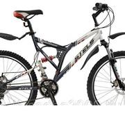 Велосипед горный двухподвесный STELS «Challenger 26» (Стелс Челенджер) 09 Disk. (Россия) фото