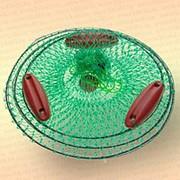 Садок для рыбы с поплавками, диаметр садка 45 см фото