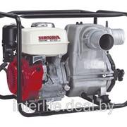 Мотопомпа для грязной воды, водяной насос Honda WT40XK2 DE фото