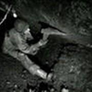 Добыча каменного угля фото