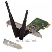 Беспроводной адаптер Edimax EW-7612PINV2 (300Мбит, +крепление low profile, 2 антенны по 3 дБи), код 41659 фото