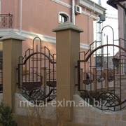 Заборы в Кишиневе фото