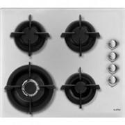 Варочная поверхность Ventolux HG640-K1G CEST (White) фото