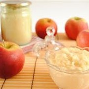 Концентрированное яблочное пюре фото