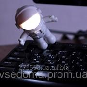 Светильник-ночник Космонавт фото
