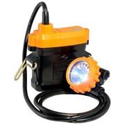 СМС-8РМ Сигнализатор метана, совмещенный с шахтным головным светильником фото