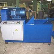 Оборудование для брикетирования, пресс-экструдер большой ZBJ 2 фото