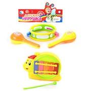 Детский набор музыкальных инструментов Tongde 1076164 R/Y 88-8B фото