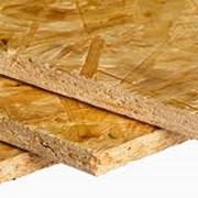 OSB (Oriented Strand Board) фото