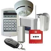 Монтаж систем охранно-тревожной сигнализации фото