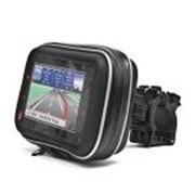 Держатель водоотпорный TYPE GPS 3.5, с чехлом для навигатора фото