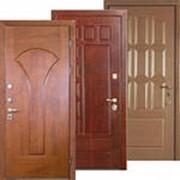 Монтаж и установка входных металлических дверей фото