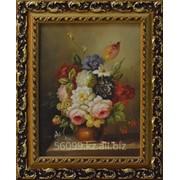 """Картина """"Голландские цветы"""" 31х41 фото"""