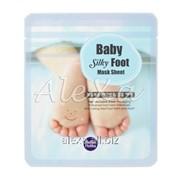 Маска-носочки для ног Holika Holika Baby Silky Foot Mask Sheet фото