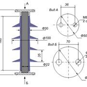 Полимерные опорные стержневые изоляторы фото