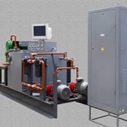 Циркуляционная система смазки типа СС с электронным управлением и выводом основных параметров в АСУП через интерфейс 485 фото