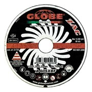 Круг отрезной абразивный GLOBE ZAC 125x1,3x22.2 A60SX фото