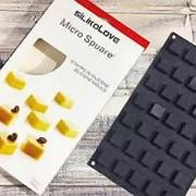 Силиконовые Микро формы для конфет и льда фото