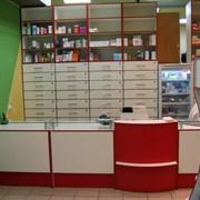 Мебель для аптек фото