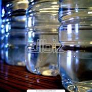 Поставка подготовленной воды фото