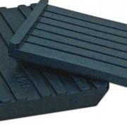 Прокладки подрельсовые полимерные КПП-5 фото