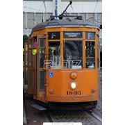 Вагоны трамвайные фото