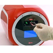 Аппарат для оптического подсчета остаточных лейкоцитов в компонентах крови с принадлежностями фото